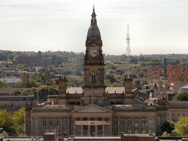 an image of Bolton Town Hall